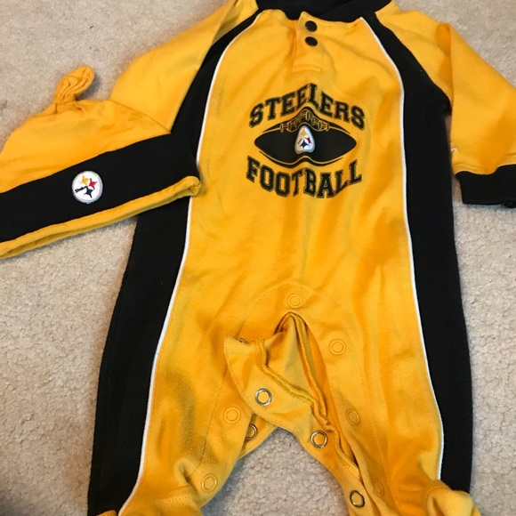 c49544be495 Baby Pittsburgh Steelers lot 4 outfits +. M_5b8553ca81bbc80a220ff16a